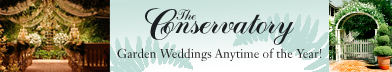 The Conservatory - St Charles wedding ceremony location